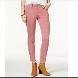 Lucky Brand   Brooke Skinny Mauve Jeans